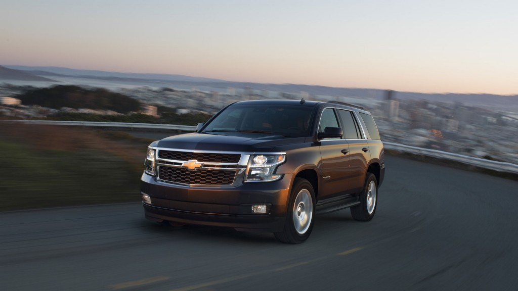 ab7c4e9026b09 Chevrolet Tahoe. Сравнение цен на автомобили в России и США