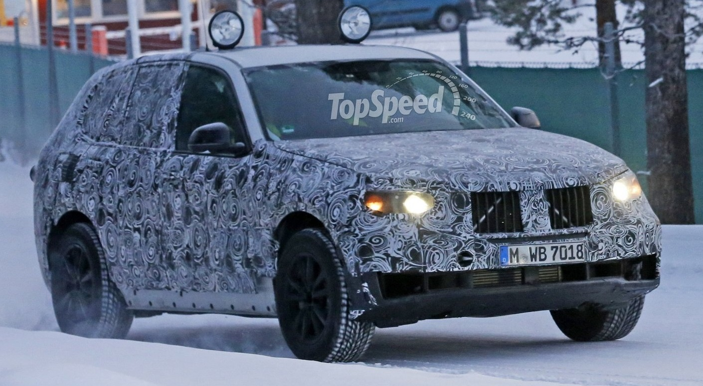 2018 BMW X5: photos, the cost of those.  characteristics