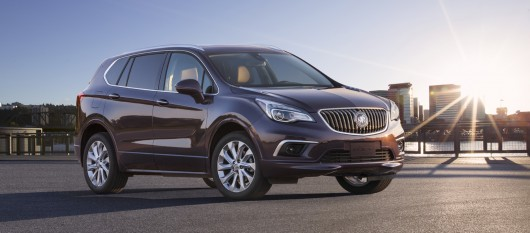 Buick Envision �� ���������� � �������� 2016 ����