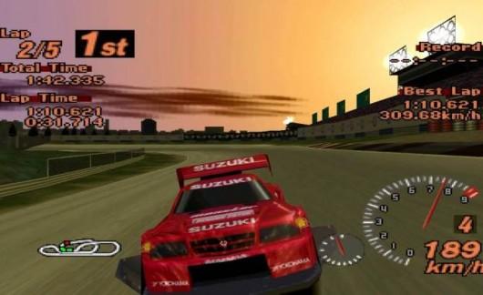 Топ 10 лучших автомобилей из игры Gran Turismo