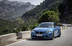 ��������� �������� 2016 BMW M2 Coupe �� ���������� � ��� �������� 2015