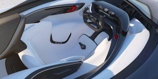 Интерьер автомобилей будущего