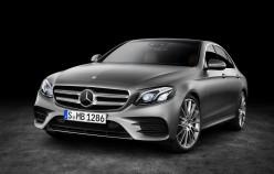 Новые подробности о 2017 Mercedes E-Class