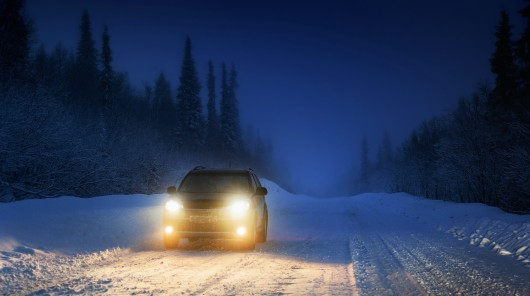 6 советов для безопасного управления автомобилем в снегу