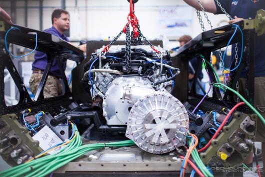 Британские гении объяснили, как они они собираются разогнать автомобиль до скорости больше 1609 км/час
