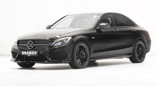 Brabus представила Тюнинг Mercedes-Benz C450 4MATIC AMG фото
