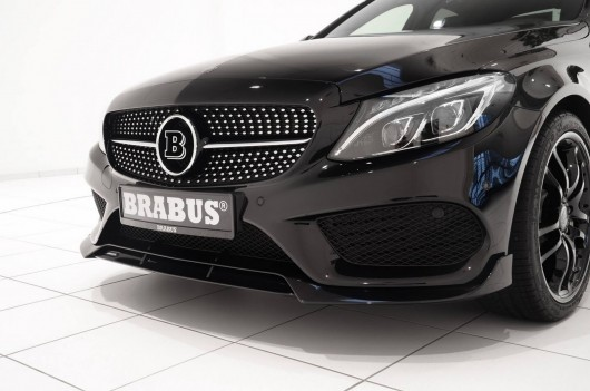 Brabus представила Тюнинг Mercedes-Benz C450 4MATIC AMG