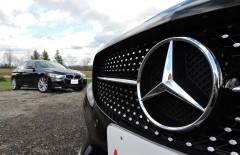 2016 BMW 340i против 2016 Mercedes-Benz C450 AMG
