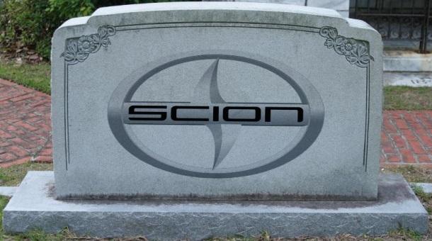 Официально: марки Scion больше не будет