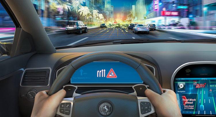 США разрабатывает беспилотные автомобили
