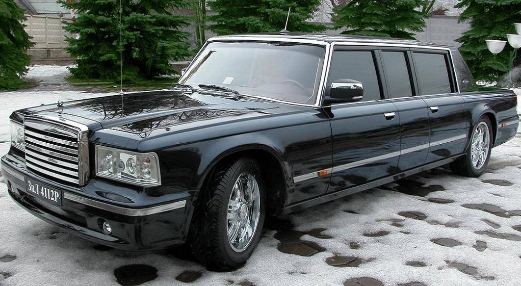 Прототип лимузина для Владимира Путина продается за $  1.2 млн. Цена договорная.