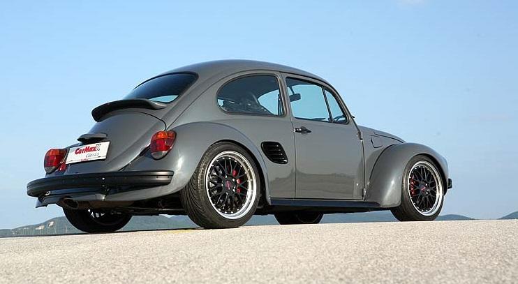 Удивительное «перевоплощение» Volkswagen Beetle в Porsche 911