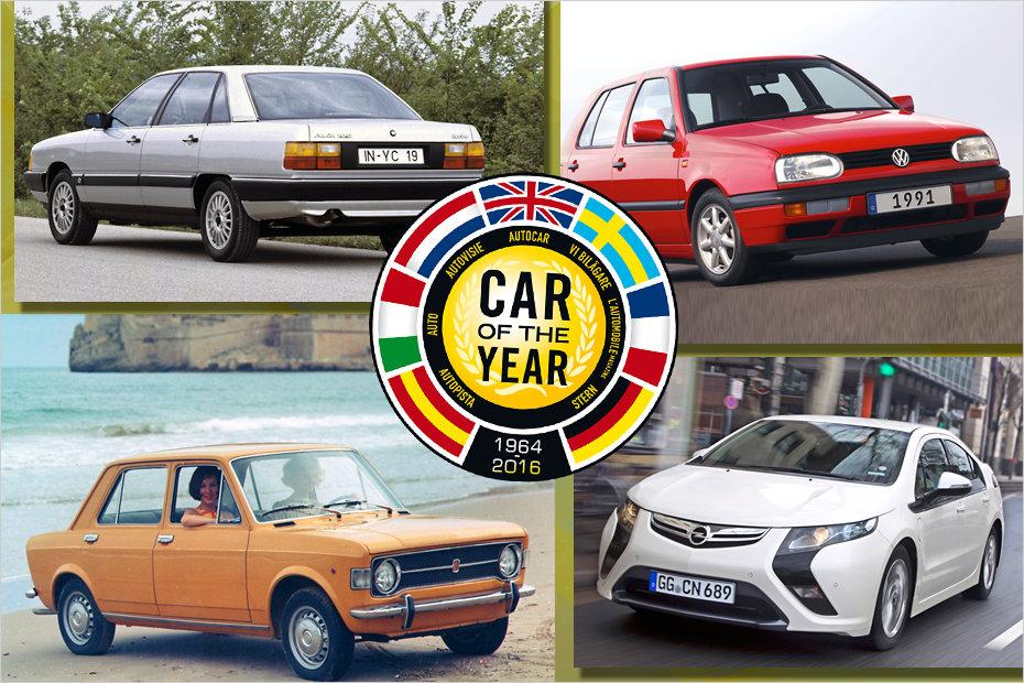 ff729a862 Каждый год члены жюри в течение года отбирают лучшие автомобили. По итогу  года выбирается лучший автомобиль в Европе. ...