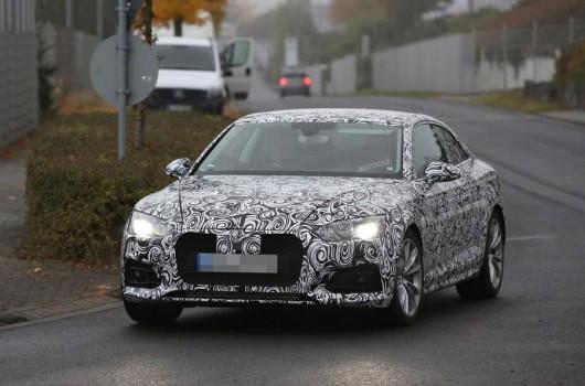 2017 Audi A5 Coupe: Старт продаж в 2017 году
