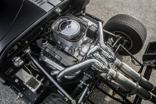 Shelby GT40 - возвращение легенды