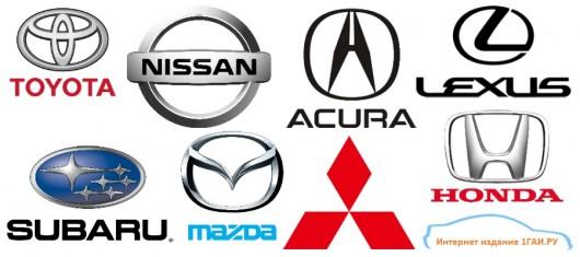 Японские марки автомобилей | Каталог
