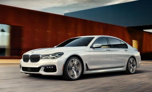 Названы официальные цены на новую версию BMW 7 Series в России