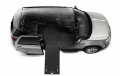 Ford Explorer BraunAbility MXV стал первым в мире внедорожником для инвалидов-колясочников