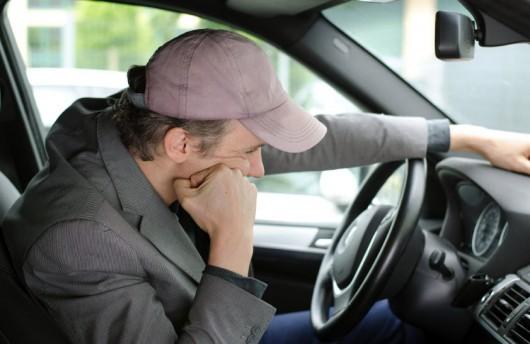 Как не отвлекаться за рулем