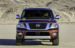 2017 Nissan Armada- американская версия Infiniti QX80