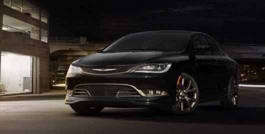 Chrysler 200 и 300 на автосалоне в Чикаго 2016