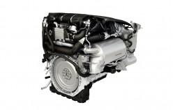 Mercedes показал полностью алюминиевый дизельный силовой агрегат