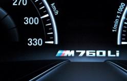 BMW представила новый 600-сильный седан M760Li xDrive