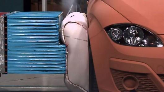 Внешние подушки безопасности могут стать следующем этапом в развитии безопасности автомобилей