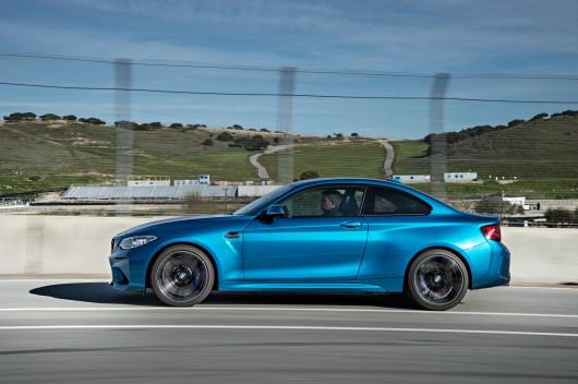 BMW M2: Первый тест-драйв