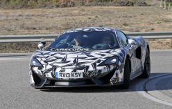2016 McLaren Sport Series на Женевском автосалоне