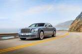 Bentley показала обновленный люксовый седан Mulsanne
