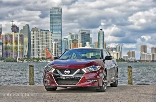 Обзор: 2016 Nissan Maxima