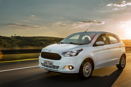 Европа, встречай новый Ford Ка!