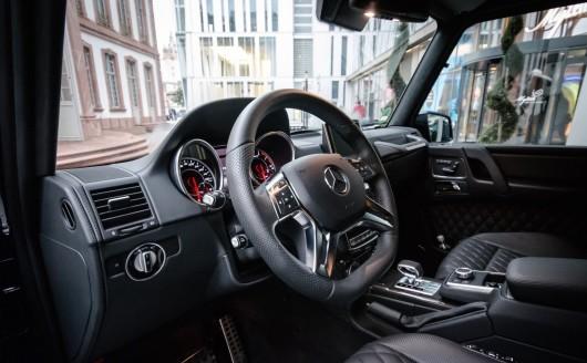 2016 Mercedes G63 AMG 463 Edition Обзор