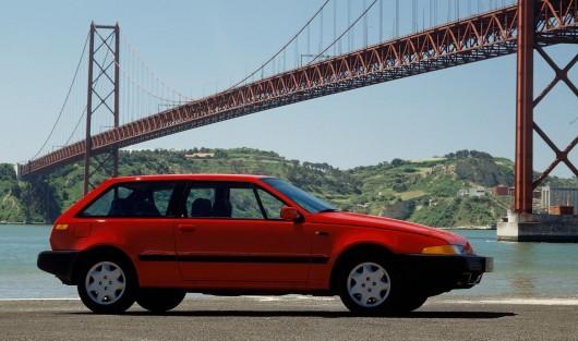 Первому переднеприводному Volvo исполнилось 30 лет