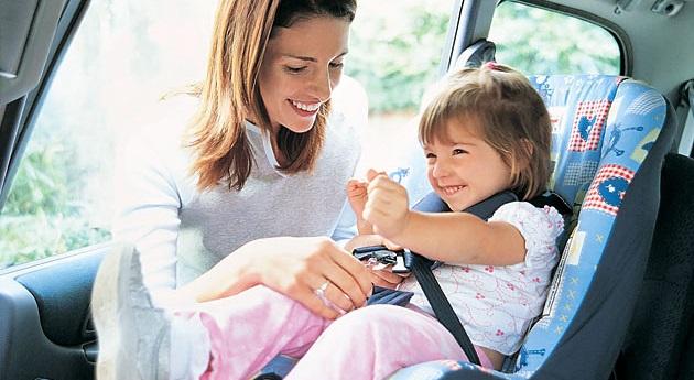 Правила перевозки детей в автомобиле изменятся