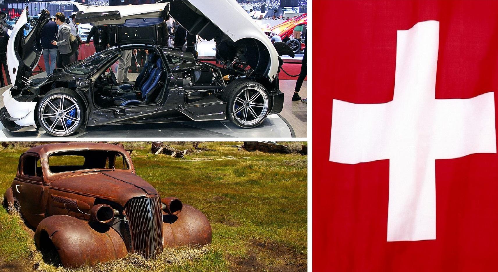 Самые красивые и некрасивые автомобили на автосалоне в Женеве