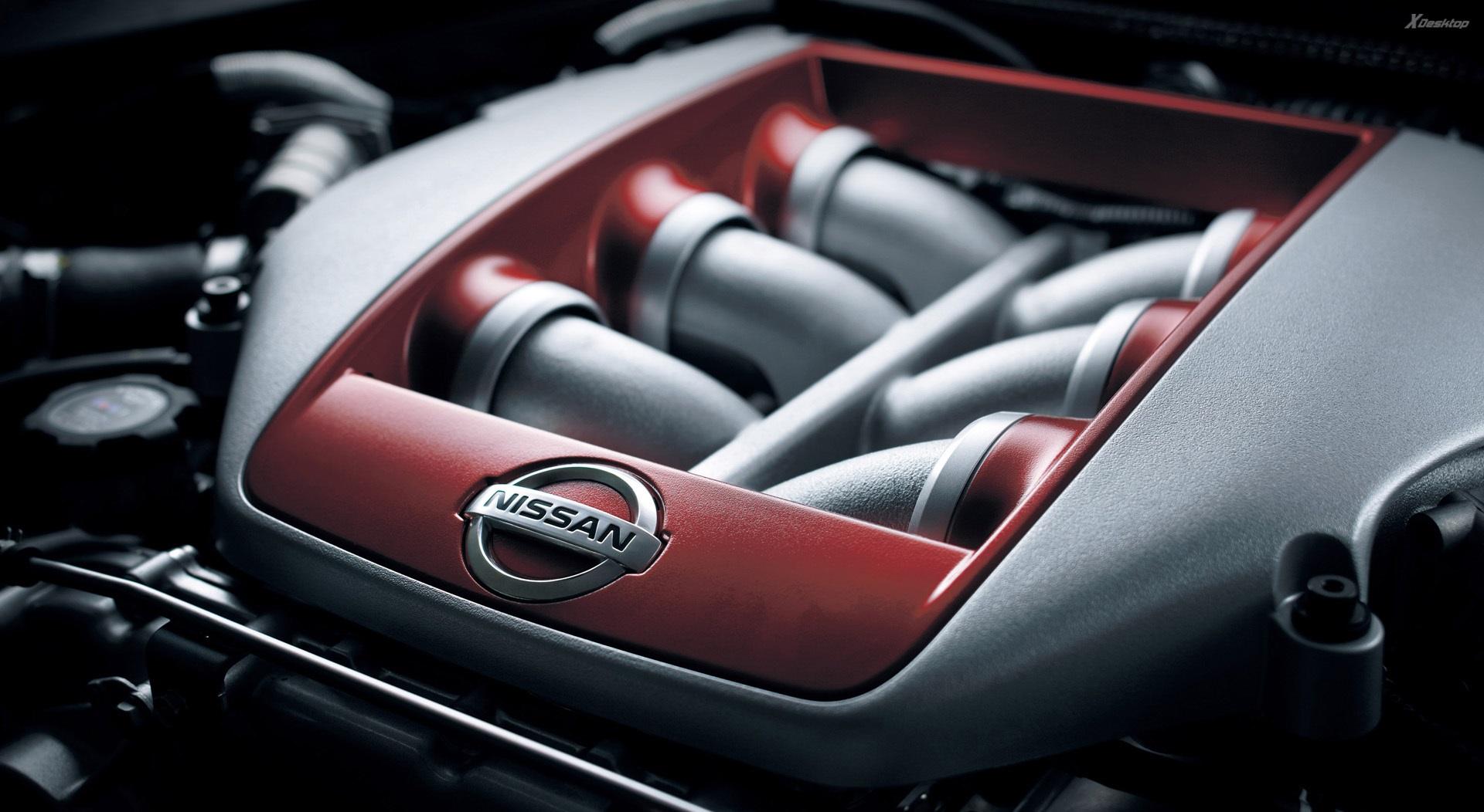 Двигатели для Nissan GT-R 2017 года полностью собираются вручную