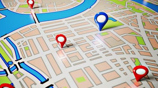 Google Maps против Waze
