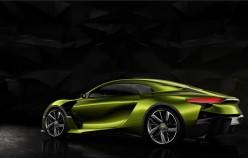 Женевское мотор шоу: Новый французский спортивный электрокар DS E-Tense