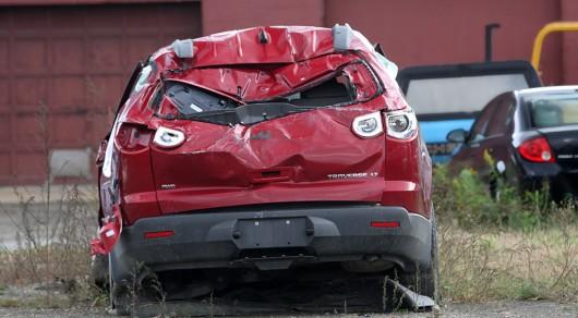 В начале 2016 года в России снизилась аварийность на дорогах