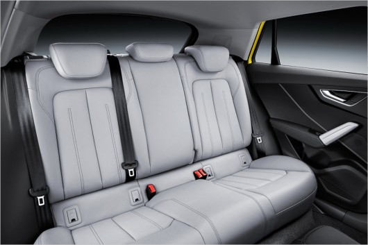 Официальные фотографии нового кроссовера Audi Q2
