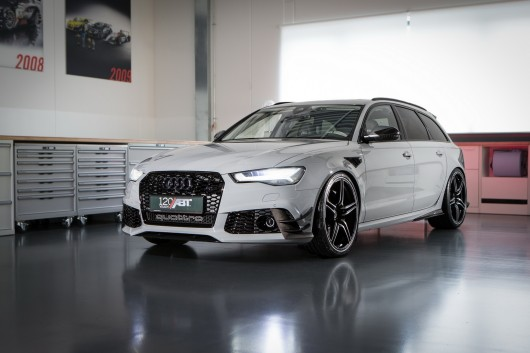 ABT RS6 Limited на автосалоне в Женеве 2016
