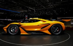 Apollo Arrow на автосалоне в Женеве 2016