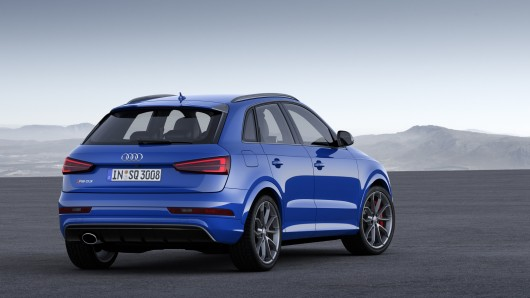 Audi RS Q3 Performance на автосалоне в Женеве 2016