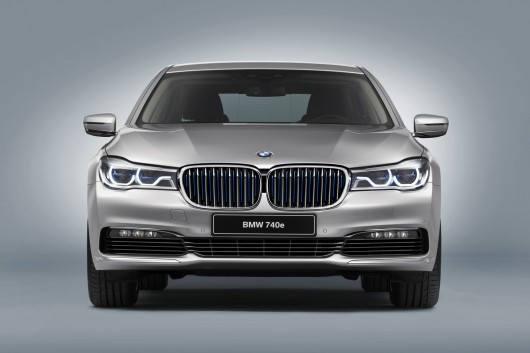 BMW iPerformance  на автосалоне в Женеве 2016