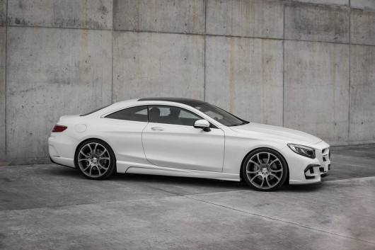 FAB Mercedes S-Class Coupe  �� ���������� � ������ 2016 ����