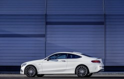 Mercedes-AMG C43 Coupe  на автосалоне в Женеве 2016
