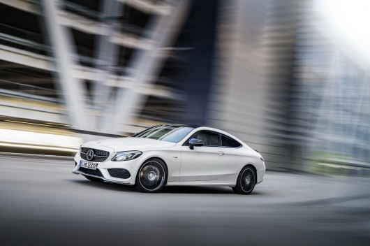 Mercedes-AMG C43 Coupe  �� ���������� � ������ 2016 ����