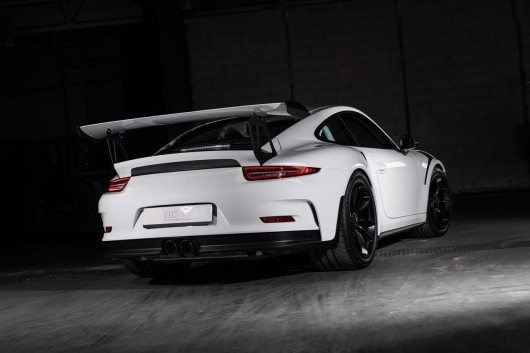 TechArt Porsche 911 Carbon на автосалоне в Женеве 2016